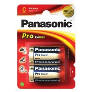 Panasonic baterije LR-14 C (2 kosa)