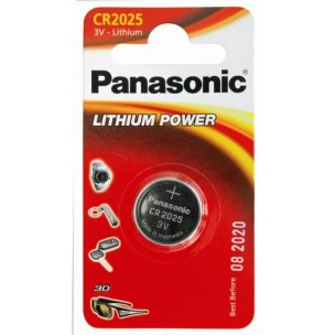 Panasonic baterija CR2025