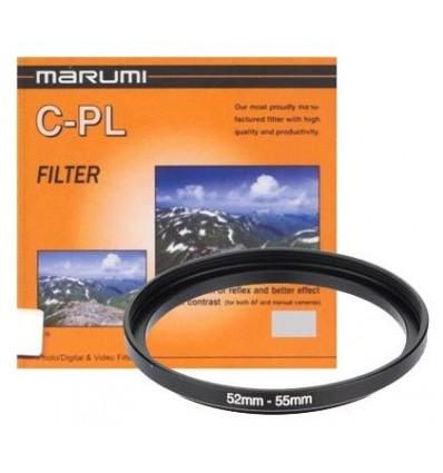 Marumi 52-55 C-PL filter KIT