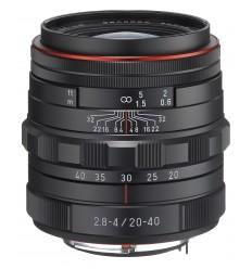 Pentax objektiv HD DA 20-40mm F2.8-4 ED Limited DC WR