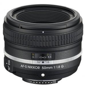 Nikon 50 mm F/1.8 Special Edition