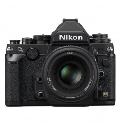 Nikon Df + AFS 50/1,8, črn