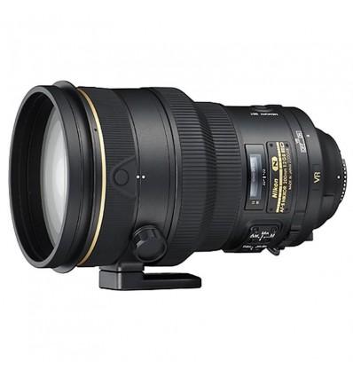 Nikon obj. AF S VR 200mm f/2G IF ED