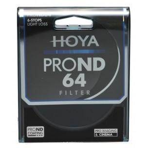 Hoya filter 77mm PRO ND 64x