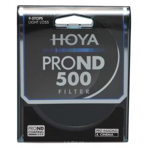 Hoya filter 67mm PRO ND 500x