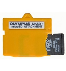 Olympus XD/SD (micro) adapter