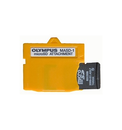Olympus XD/SD (micro) adapter