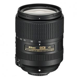 Nikon objektiv AF-S DX 18-300mm F3.5-6.3G ED VR