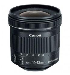 Canon objektiv EF-S 10-18mm f/4.5–5.6 IS STM + Lenspen