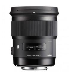 Sigma 50 F/1,4 DG Canon