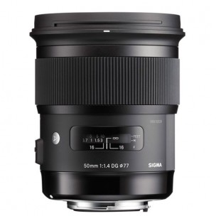 Sigma 50 F/1,4 DG HSM Art (Canon)