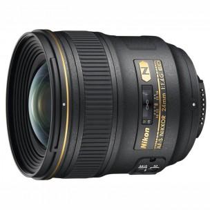 Nikon objektiv AF-S 24 mm f/1.4G ED