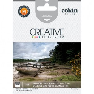 Cokin P Gradient Neutral Grey G2 (ND8) 121