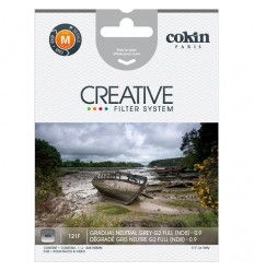 Cokin P Gradient Neutral Grey G2 Full (ND8) 121F