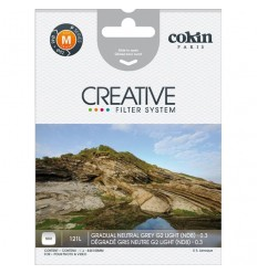 Cokin P Gradient Neutral Grey G2 Light (ND2) 121L