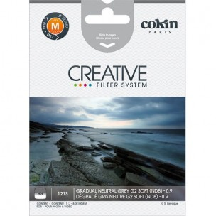 Cokin P Gradient Neutral Grey G2 Soft (ND8) 121S