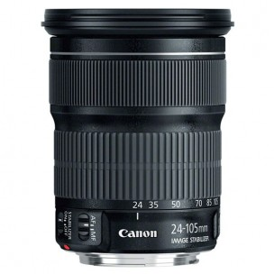 Canon objektiv EF 24-105 f/3.5-5.6 IS STM + Lenspen