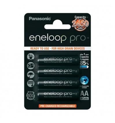 Eneloop Pro AA (4 kosi)