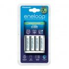 Eneloop Advanced Charger + 4x AA