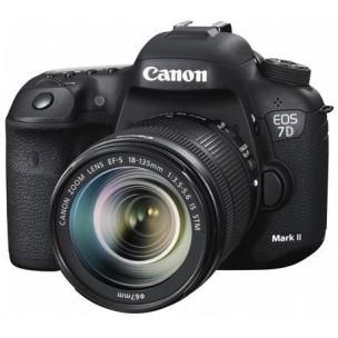 Canon EOS 7D Mark II + 18-135 STM (KIT) + W-E1 WIFI adapter