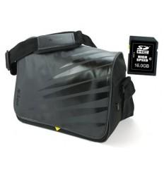 Nikon fatbox (SD 16GB + torba)