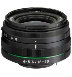 Pentax objektiv HD DA 18-50mm F4.5 5.6 DC WR RE