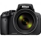 Nikon Coolpix P900, črn