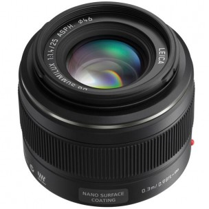 Panasonic objektiv Leica Summilux DG 25mm F1.4