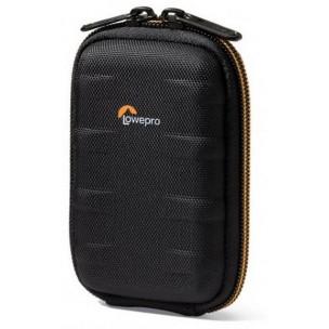 Lowepro torbica Santiago 10 II (črno/oranžna)