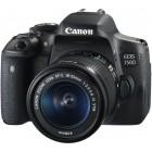 Canon EOS 750D + 18-55 STM (KIT)