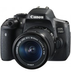 Canon EOS 750D + 18-55 IS STM (KIT)