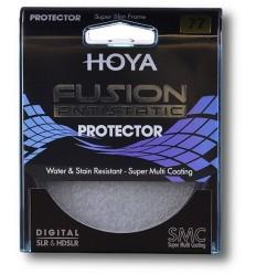 Hoya filter 67mm Fusion Protector Antistatic