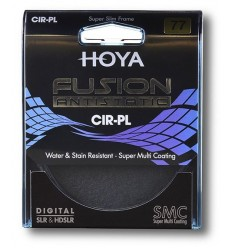 Hoya filter 77mm Fusion PL-CIR Antistatic