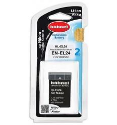 Hahnel Li-Ion baterija Nikon EN-EL24 (HL-EL24)