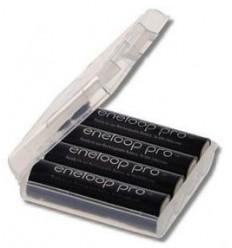 Panasonic eneloop Pro AA (4 kosi) v PVC škatlici