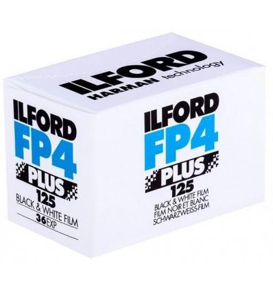 Ilford film FP4+ 135-36