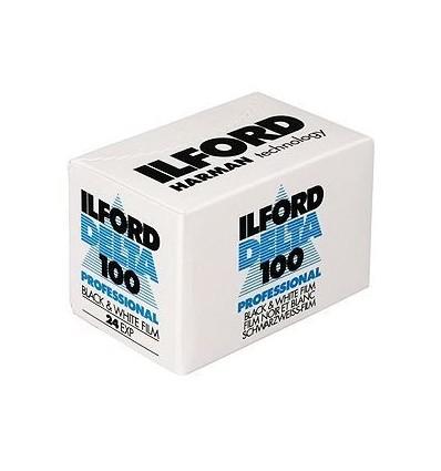 Ilford film Delta 100 135-36