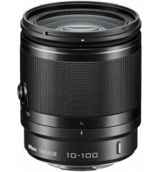 Nikon objektiv 1 VR 10-100 mm f/4-5,6 (črn)