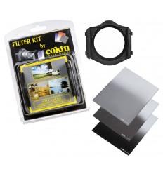 Cokin set treh ND gradacijskih filtrov + ring 72 mm