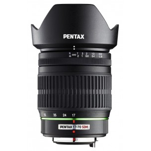 Pentax objektiv smc DA 17-70 mm f/4 AL [IF] SDM