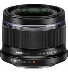 Olympus objektiv 25mm F/1,8 M.Zuiko Premium