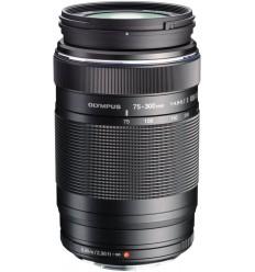 Olympus objektiv 75-300mm f/4,8-6,7 II ED M.Zuiko (črn)