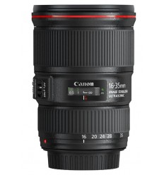 Canon objektiv EF 16-35mm f/4L IS USM + Lenspen