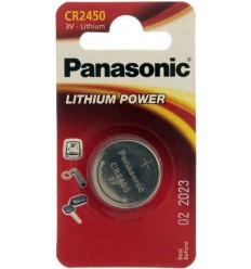 Panasonic baterija CR2450