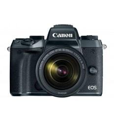 Canon EOS M5 + 18-150 (KIT) + EF adapter