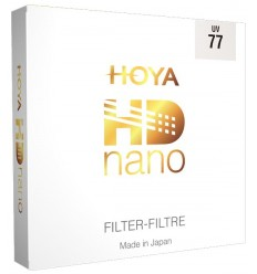 Hoya filter 77mm HD UV Nano