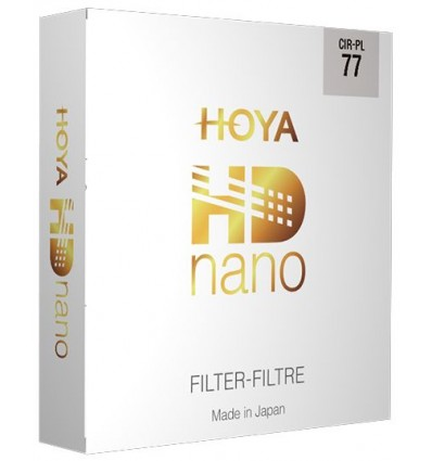 Hoya filter 77mm HD C-PL Nano