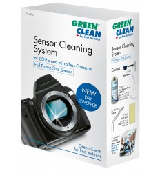 Green Clean - Profi Cleaning KIT (FF senzor)