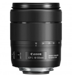 Canon objektiv EF-S 18-135 mm f/3.5-5.6 IS USM nano*
