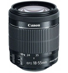 Canon EF-S 18-55mm f/3.5-5.6 IS STM*